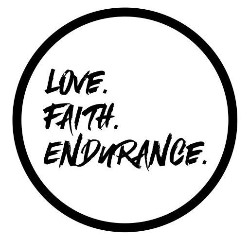 Love. Faith. Endurance.
